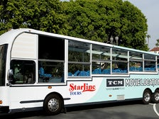 Starline Movie Locations Tour - LA bus