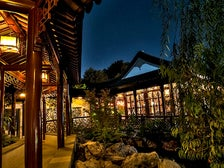 Mid-Autumn Moon Celebration in the Chinese Garden at The Huntington Library