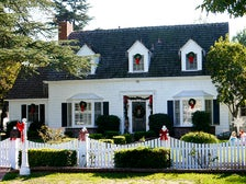 """Jerry Gergich house from """"Parks and Recreation"""""""