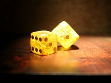 """""""Rotten Luck: The Decaying Dice of Ricky Jay"""" at Museum of Jurassic Technology"""