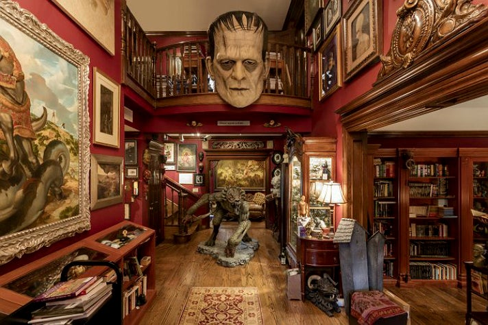 Guillermo del Toro's Bleak House