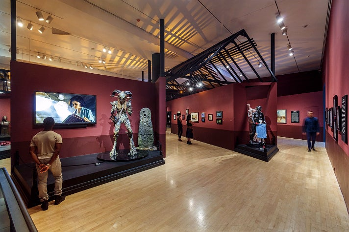 """Guillermo del Toro: At Home with Monsters,"" LACMA"