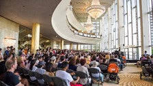LA Opera at Stern Grand Hall, Dorothy Chandler Pavilion for Grand Avenue Arts
