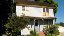 """Michael Myers' house from """"Halloween"""""""