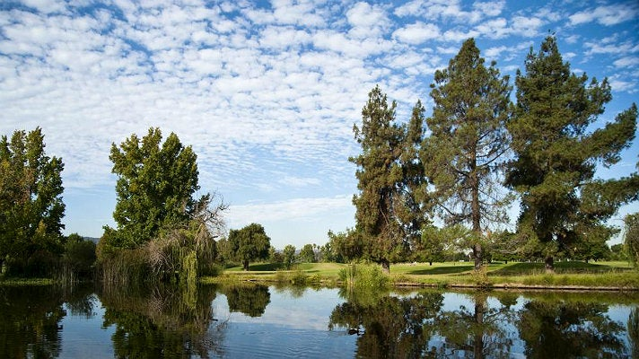 Woodley Lakes Golf Course at Woodley Park